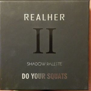 Realher 2 Shadow Palette - Do Your Squats